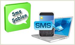 SMS Şablon Yönetimi